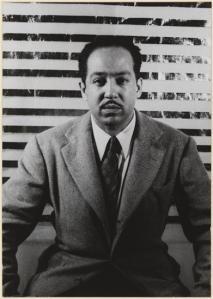 Carl Van Vechten (1880-1964). Langston Hughes, June 11, 1942. Museum of the City of New York. 42.316.309
