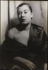 Carl Van Vechten (1884-1964). Billie Holiday, March 23, 1949. Museum of the City of New York. 58.38.24