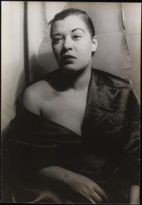 Carl Van Vechten (1884-1964). Billie Holiday, March 23, 1949. Museum of the City of New York. 58.38.24