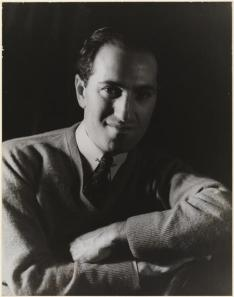 Carl Van Vechten. George Gershwin, March 28, 1933. Museum of the City of New York. 42.316.296