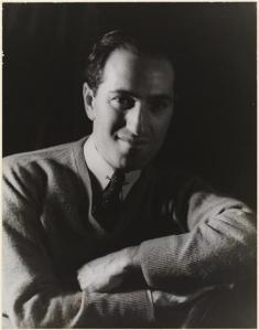 Carl Van Vechten. George Gershwin, March 28, 1933. Museum of the City of New York. 42.316.296
