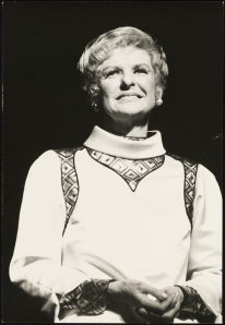 "Martha Swope. Elaine Stritch as Joanne in ""Company"". 1970. Museum of the City of New York. X2013.42.275"