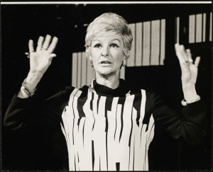"Friedman-Abeles. Elaine Stritch as Joanne in ""Company"". 1970. Museum of the City of New York. X2013.42.277"