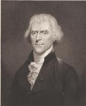 William Holl (1771-1838) Jefferson, ca. 1838 Museum of the City of New York, X2012.57.279