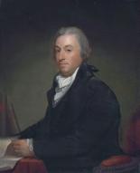 Gilbert Stuart (1755-1828)  Chancellor Robert R. Livingston, ca. 1794  Museum of the City of New York, 66.65