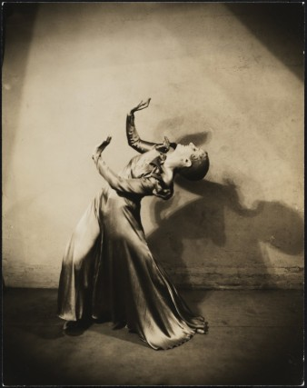 "Maurice Goldberg. [Unidentified dancer in ""Bombo"".] 1921-1922. Museum of the City of New York, F2013.41.917."