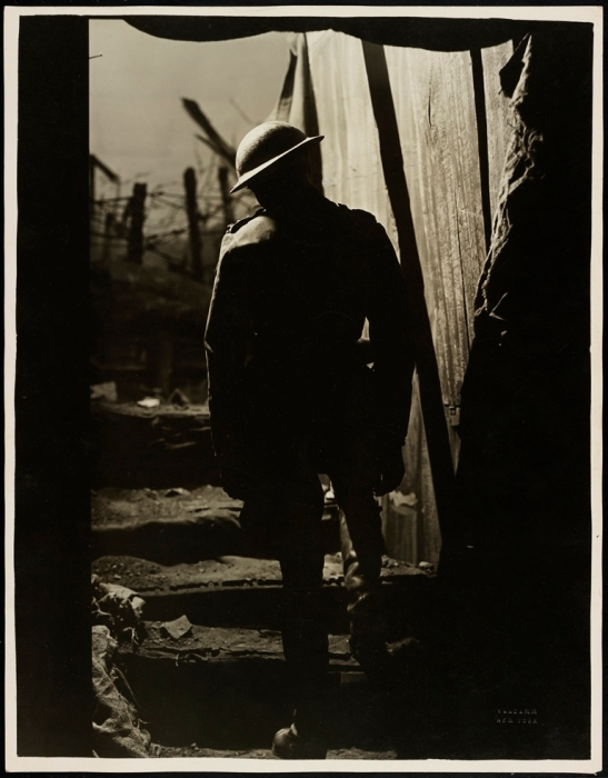 "Vandamm. [Colin Keith-Johnston as Captain Stanhope in the Chicago production of ""Journey's End"".]. ca. 1930. Museum of the City of New York. F2013.41.3532"