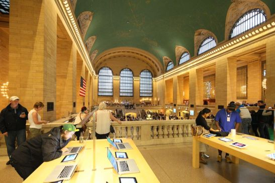 Grand Central Terminal, 2014. Photo: Iwan Baan, courtesy of the photographer