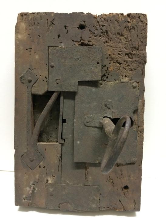 5. Rhinelander Lock and Key_29.64A-B