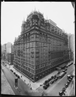 Irving Underhill (-1960). Waldord-Astoria Hotel. 1923. Museum of the City of New York. X2010.11.4512