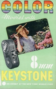 Color Movies with 8mm , from the Collection on the 1939-1940 New York World's Fair. Museum of the City of New York, 95.156.30