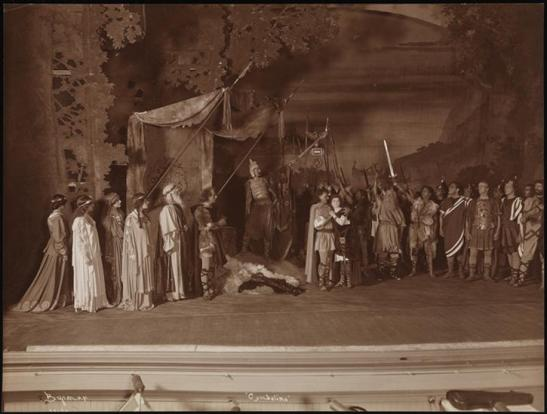 Byron Company (New York, N.Y.) Plays, Cymbeline. 1906. Museum of the City of New York. 45.202.71.