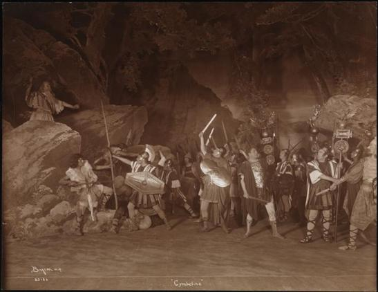 Byron Company (New York, N.Y.) Plays, Cymbeline. 1906. Museum of the City of New York. 45.202.64.