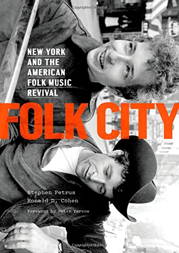 The Folk City book, available at the City Museum's Shop