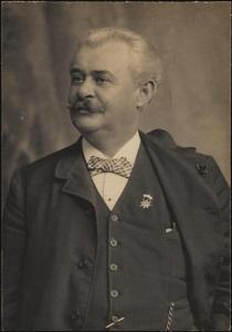 unknown. Louis A. Risse, ca. 1890-1910. Museum of the City of New York. F2012.58.1043