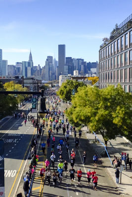 the new york city marathon the great race mcny blog new york stories. Black Bedroom Furniture Sets. Home Design Ideas