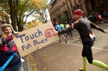 Photo's of runners, volunteers, costumes, race, general course, TFK, charity, TCS from NYRR 2014 NYC Marathon.
