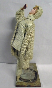 "Ruby Bailey Fashion Doll: ""There's a Man on the Moon"" 2004.41.44"