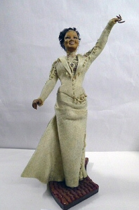 Ruby Bailey Doll: Hello Dolly/Pearl Bailey 2004.41.26