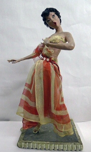 Ruby Bailey Fashion Doll: Striptease 2004.41.43