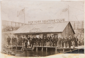 Photographer unknown. New York Skating Club. ca. 1895. Museum of the City of New York. X2010.11.13391