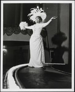 "unknown photographer, [Pearl Bailey as Mrs. Dolly Gallagher Levi in ""Hello, Dolly!""], ca. 1967. Museum of the City of New York. 82.12.9"