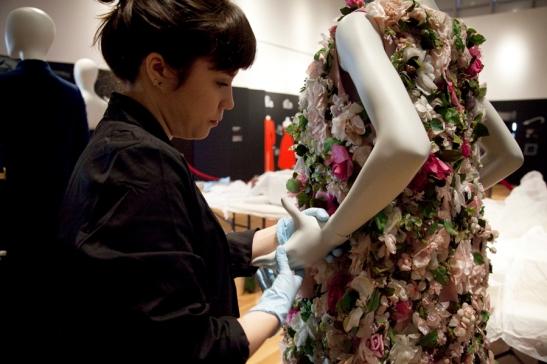 Dressing Room: Archiving Fashion. Jan. 25 - Mar. 25, 2016