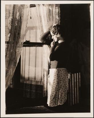 "Unknown. [Stella Adler as Bessie Berger in ""Awake and Sing!"".] 1935. Museum of the City of New York. 62.97.272."