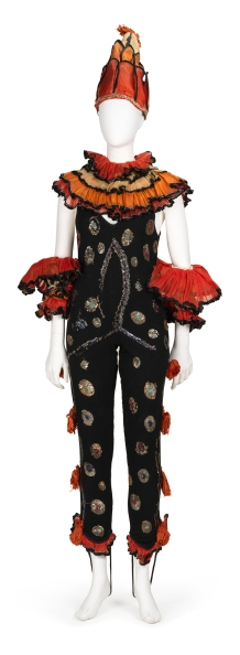 Costume for Molly Picon in Dos tsirkus meydl. 1928. Museum of the City of New York. 69.134.30-32A-B.