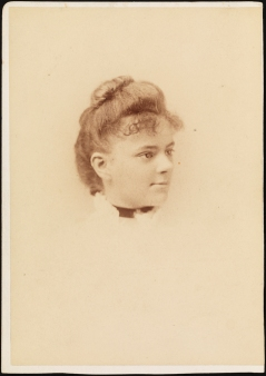 Dana (1852-1897. Elizabeth Blackwell. ca. 1885. Museum of the City of New York. F2012.58.112