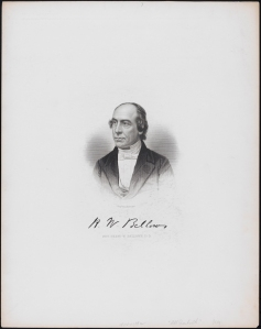 Alexander Hay Ritchie (1822-1895). Rev. Henry W. Bellows D.D. 1855-1885. Museum of the City of New York. X2012.57.40