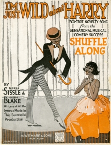 "Sissle and Blake. ""I'm Just Wild about Harry,"" Museum of the City of New York. 72.77.19."