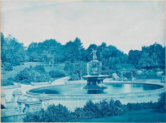 [Bethesda Fountain.]