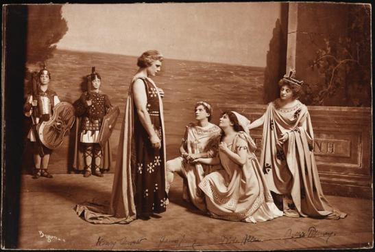 Byron Company (New York, N.Y.) Plays, The Winter's Tale. 1904. Museum of the City of New York. 45.202.87A.