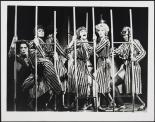 "Unknown. [The six merry murderess, Velma and the Girls performing ""Cell Block Tango"" in Chicago.] 1975. Museum of the City of New York. 75.166.7"