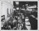 New York Times Company. [The Theatrical District, Christmas.] 1948. Museum of the City of New York. X2010.11.8803.