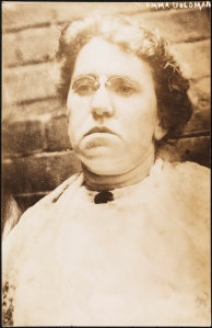 George Grantham Bain (1865-1944). Emma Goldman. 1909. Museum of the City of New York. F2012.58.564
